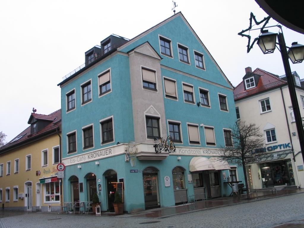 Energieeffizienzberatung für ein Eis-Cafe und Konditorei in Erding
