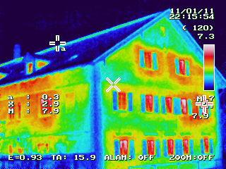 Thermografie für Kommunen