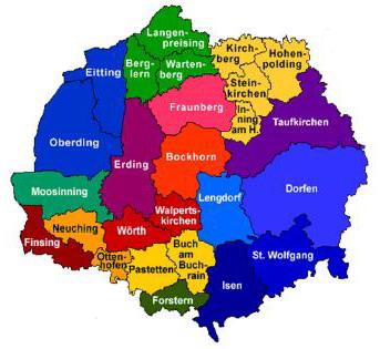 Energiewende für Kommunen Energieatlas für einen Landkreis in Bayern