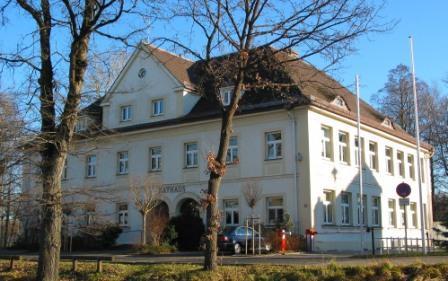 Baujahr 1912 Rathaus Oberschleißheim Gebäudepass