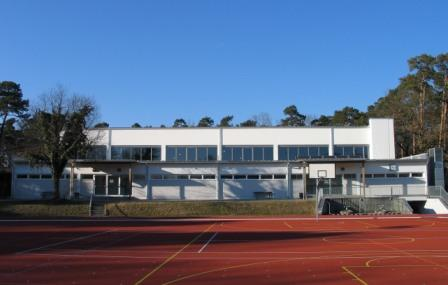 Energieberatung für eine Sportanlage in Oberschleißheim