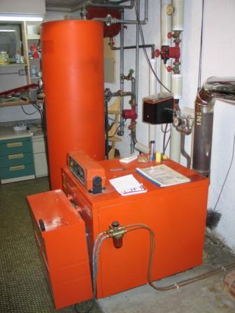 Modernisierung der Heizungsanlage in Hebertshausen