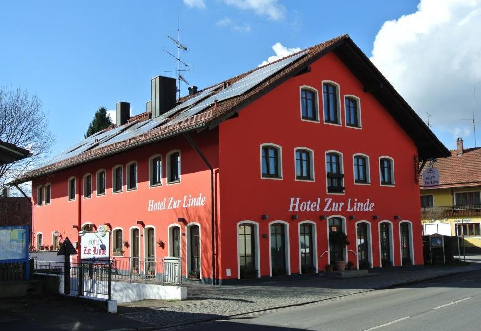 Energieffizienzberatung für ein Gasthof und Hotel in Forstinning im Lkr. Erding