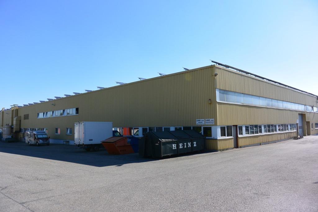 Energieeffizienzberatung für eine Metallverarbeiterfirma in Garching im Lkr. München