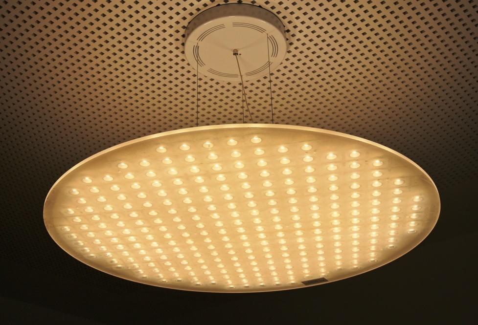 LED-Beleuchtung für Unternehmen: Bürobeleuchtung