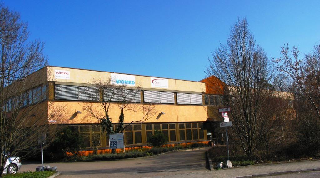 Begutachtung Gewerbegebäude in Oberschleißheim