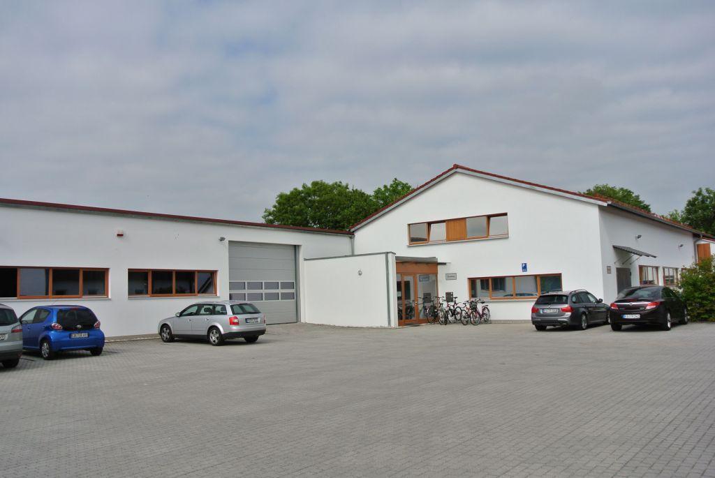 Energieeffizienzberatung für ein Messlabor (für Gas- und Flüssigkeitskalibrierungen) in Neufahrn im Lkr. Freising