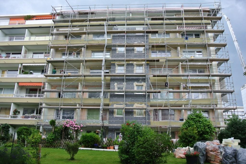 Energieberatung in Oberschleißheim für eine WEG mit 26 WE im Lkr. München