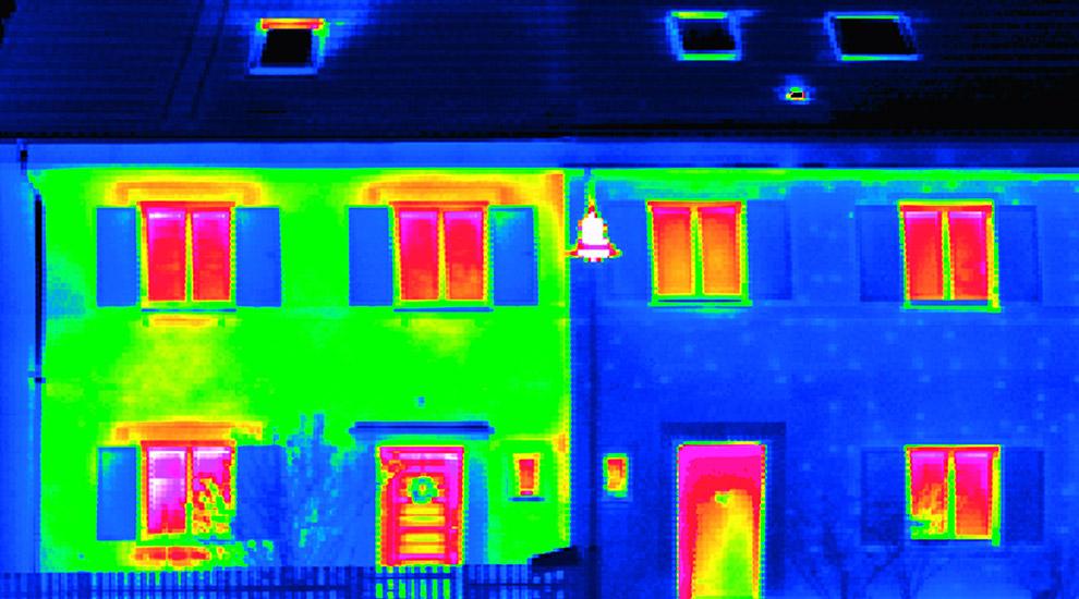 Technik- und Gebäudethermographie